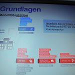 Mobilitätsstation: viele Möglichkeiten, clever verknüpft (Abbildung: raumkom)