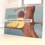 Der Traum der Raupe ÖNVelix – ein Buch nicht nur für kleine Leute (Foto: raumkom)