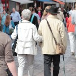 Aktiv und mobil im Alter: Zu diesem Thema führen wir Workshops in zwei Brandenburger Landkreisen durch (Foto: Johannes Reimann)